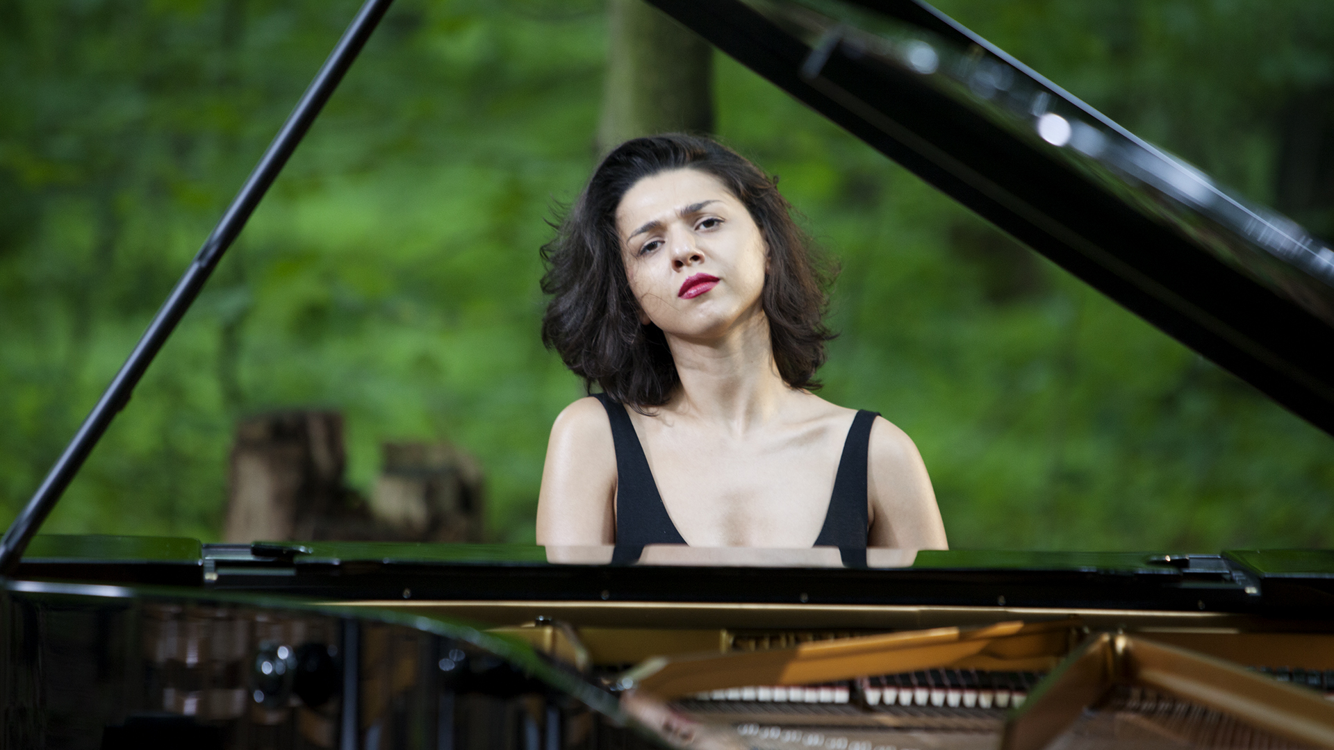 Khatia Buniatishvili: Mind in the wilderness